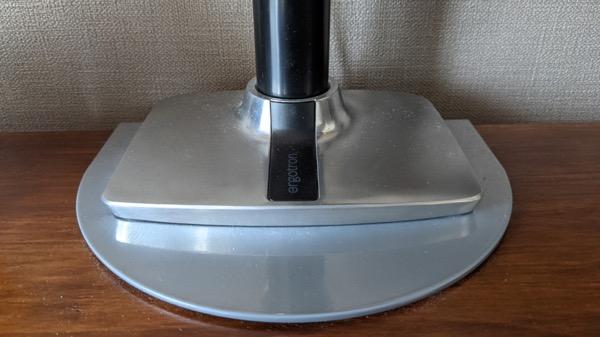 モニターアームの補強プレート(表面)